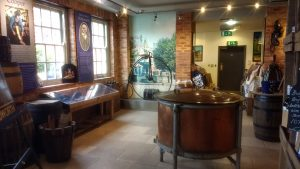 The Wadworth Brewery Tour