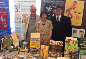 Authors at The War and Peace Revival