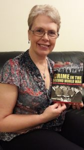 Penny Legg and Crime in the Second World War book