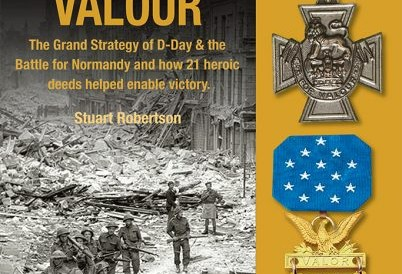 Command and Valour book jacket